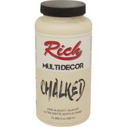 RICH - Rich MULTIDECOR CHALKED 500 ml. 4506 ALAÇATI