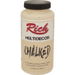 RICH - Rich MULTIDECOR CHALKED 500 ml. 4510 PARİS KETENİ