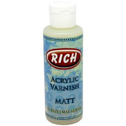 RICH - Rich Su Bazlı MAT Vernik 500 cc