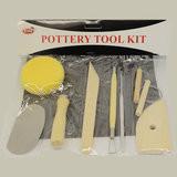 RICH - Seramik Başlangıç Seti (Pottery Tool Kit)