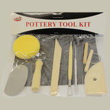 Seramik Başlangıç Seti (Pottery Tool Kit)