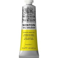 Winsor&Nevton - Winton Yağlı Boya 087 Cadmium Lemon Hue (7) 37 ml