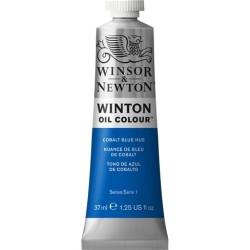 Winsor&Nevton - Winton Yağlı Boya 179 Cobalt Blue Hue (15) 37 ml