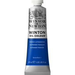 Winsor&Nevton - Winton Yağlı Boya 263 French Ultramarine (21) 37 ml