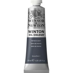 Winsor&Nevton - Winton Yağlı Boya 465 Payne's Gray (32) 37 ml