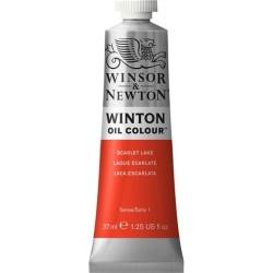 Winsor&Nevton - Winton Yağlı Boya 603 Scarlet Lake (38)